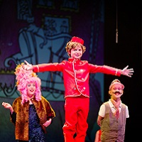 Kunstenhuis Theaterschool Masquerade