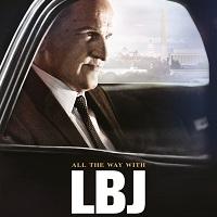 Met Woody Harrelson als Lyndon Baines Johnson