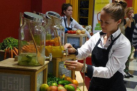 Gratis limonade voor de kids bij familievoorstellingen zonder pauze
