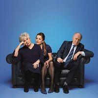 Met Ingeborg Elzevier, Annick Boer en Peter Tuinman