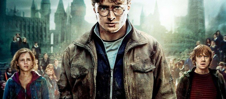 Harry Potter and the Deathly Hallows: PART 2 OV