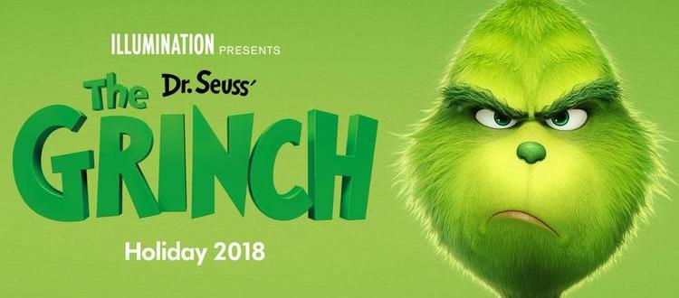 FILM - The Grinch (6+)