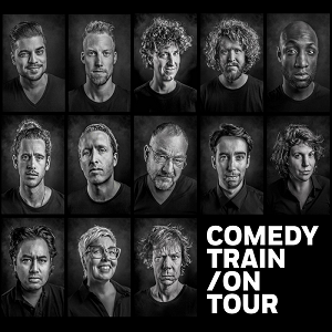 Comedytrain on Tour