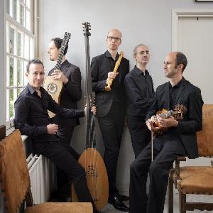 La Monarcha – Muziek uit Spaanse gebieden