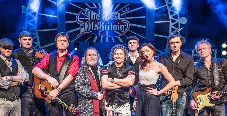 Best Of Britain - The Fifth - Jubileumtournee