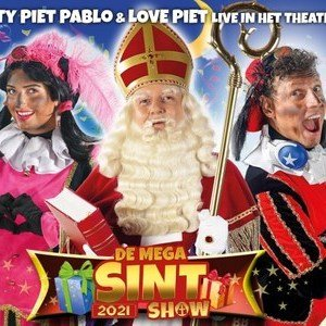 Party Piet Pablo & Love Piet - De Mega Sint Show 2021