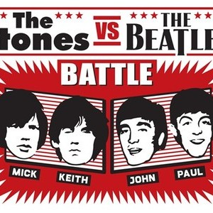 Syb van der Ploeg, Harry Sacksioni e.a. - The Stones vs The Beatles Battle