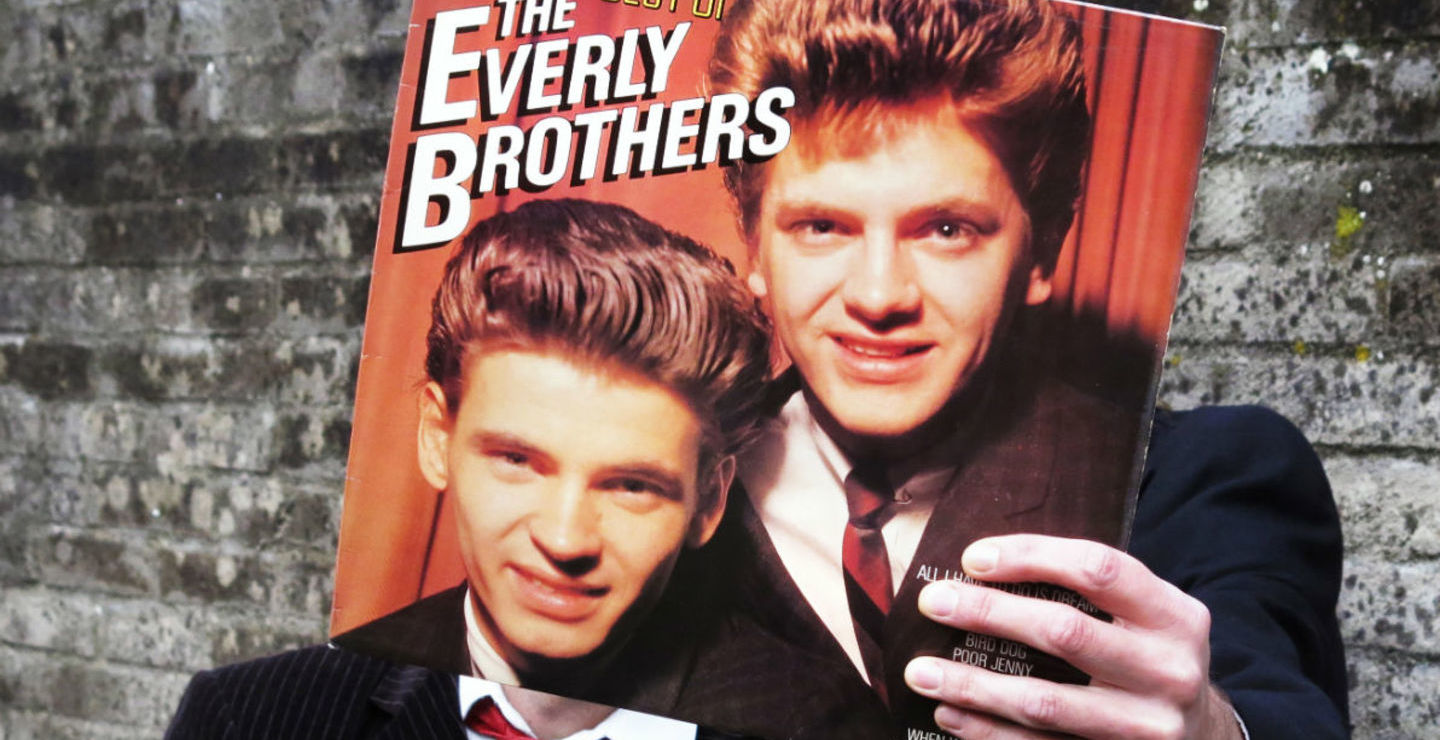 UITGESTELD: The Wieners - Play The Everly Brothers