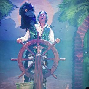 De Grote Piratenshow (3+) - Van Hoorne Theaterproducties